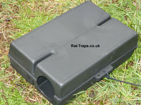 rat bait box